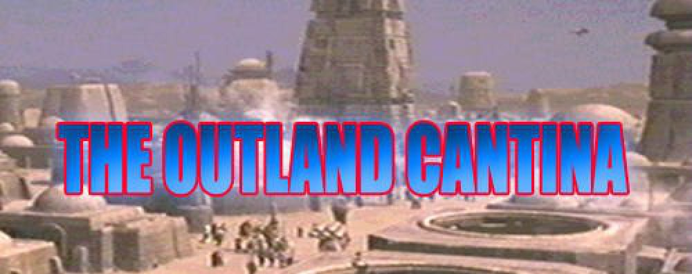 The Outland Cantina